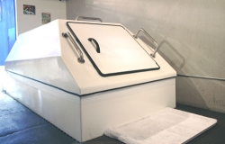 Oasis Relaxation Systems Tank at Cloud Nine Flotation