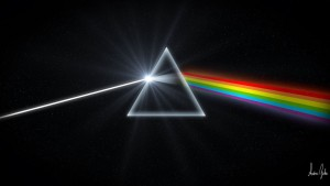 Dark Side of the Moon Float
