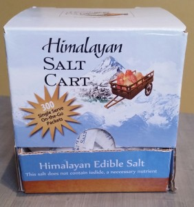 Himalayan Salt Packets