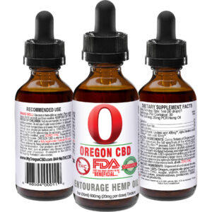 Entourage CBD Plus Oil Tincture