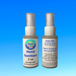 Cloud Nine Hand Sanitizer