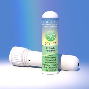 100% Essential Oils Nasal Inhaler RELIEF